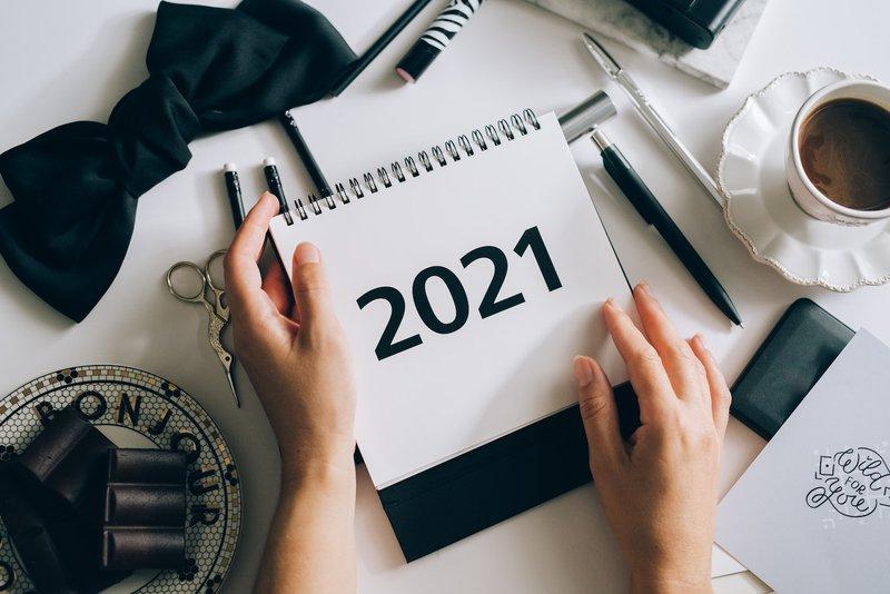 doelen voor 2021