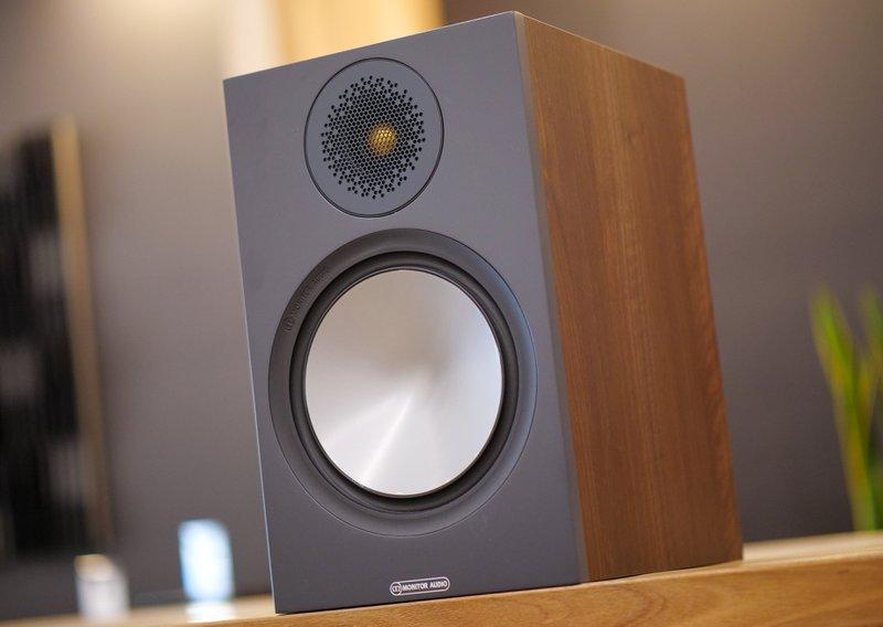 bronze 100 bookshelf speaker