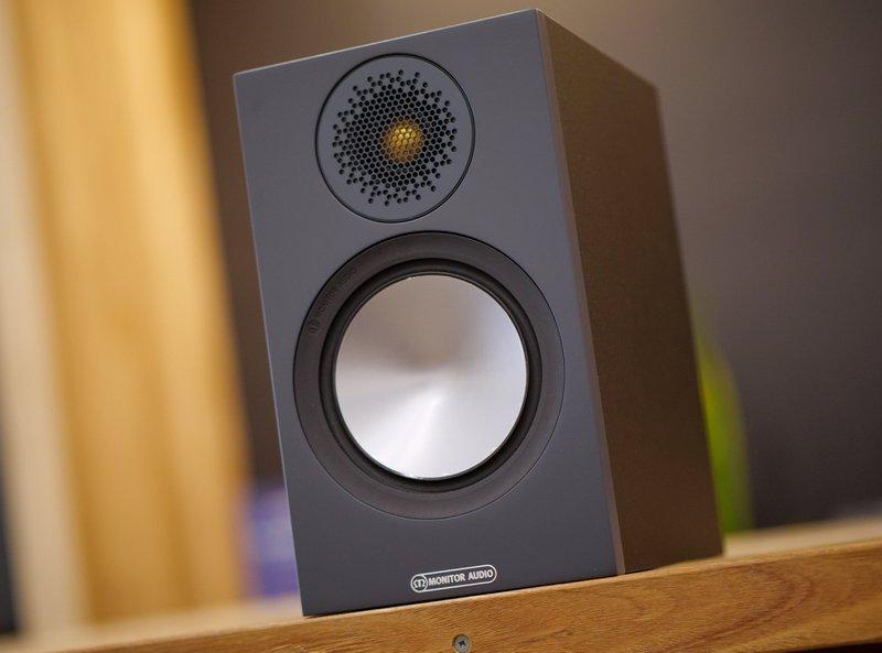 bronze 50 bookshelf speakers