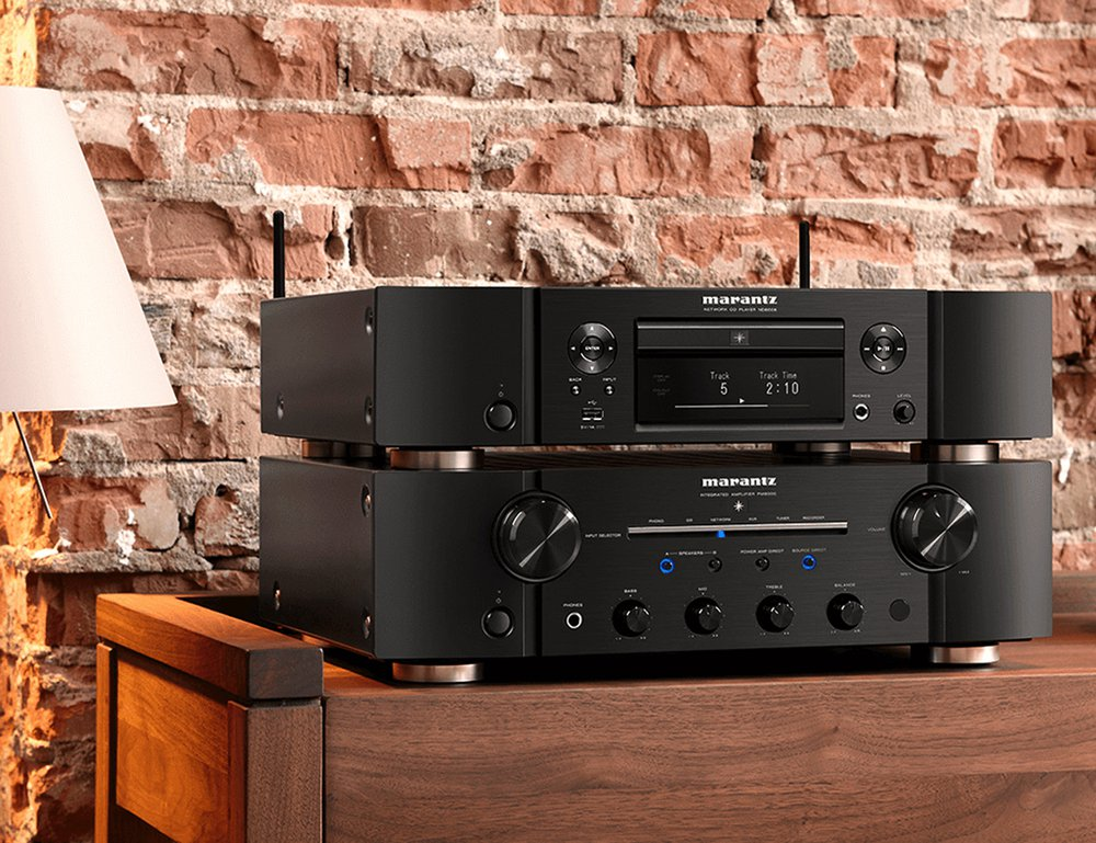 Marantz PM8006 & ND8006