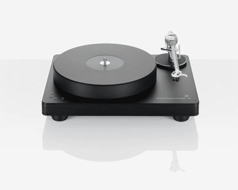 clearaudio dc turntable
