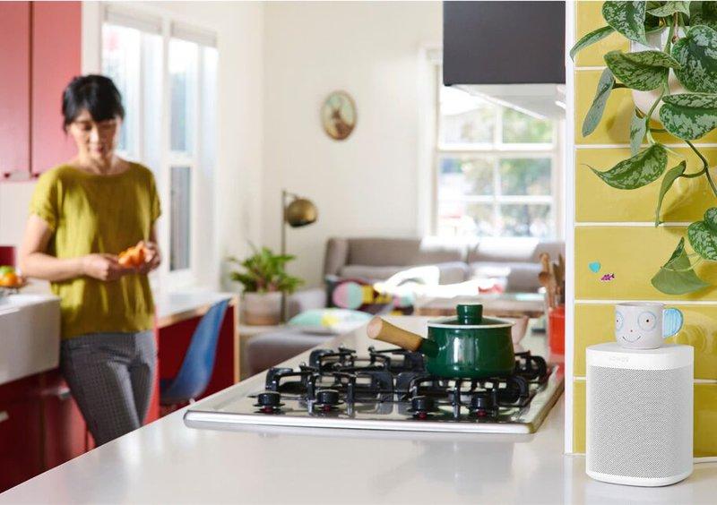 sonos kitchen speaker