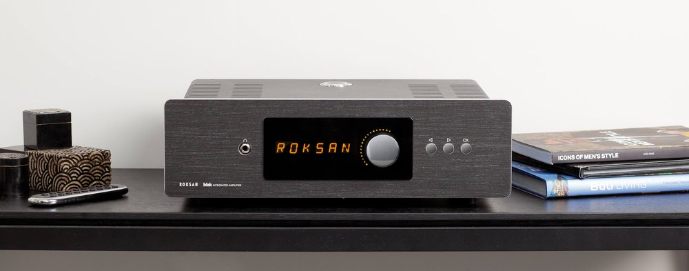 Roksan Blak Amplifier