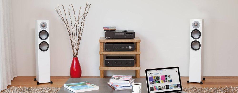silver 200 speakers