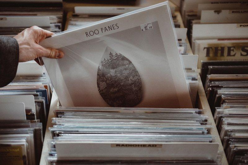Vinyl sales on the rise