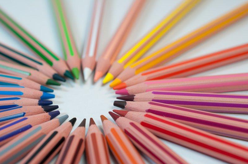 Il s'agit d'une photographie réalisée pour illustrer notre page des offres de création graphique de l'agence web Olloweb Solution