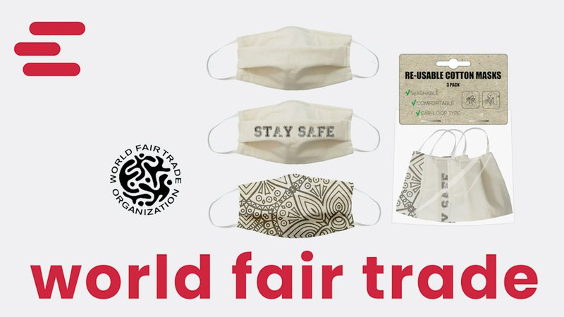 Face masks world fair trade
