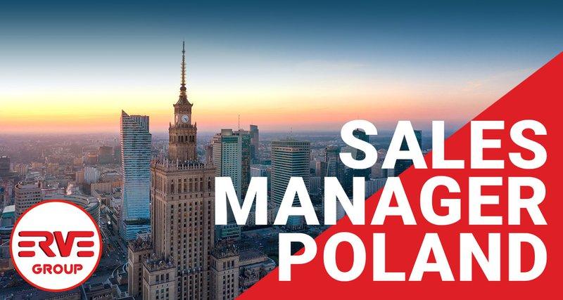 Erve Group | Sales Manager Poland | Licenses, Brands, Private Label