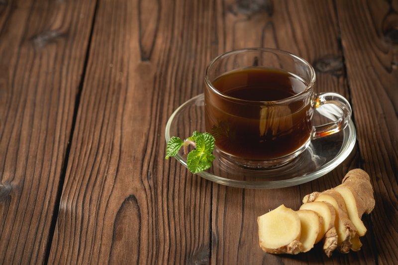 Hangover _ GetMemo _ Ginger Tea