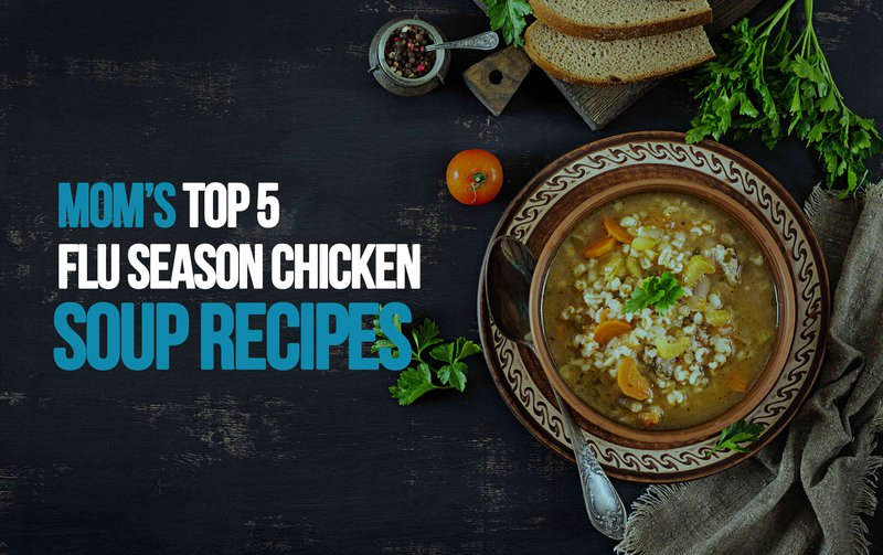 Chicken Soup recipes_getmemo