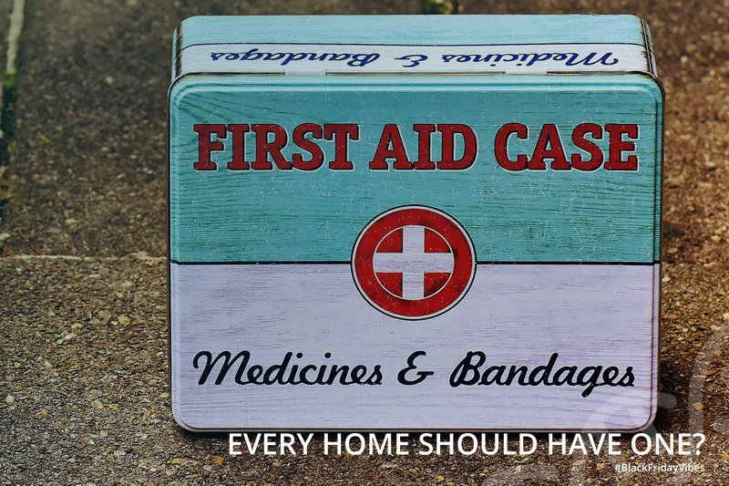 Black Friday _ First-aid