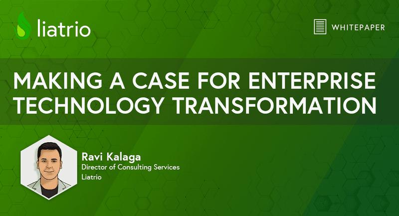 enterprise technology transformation