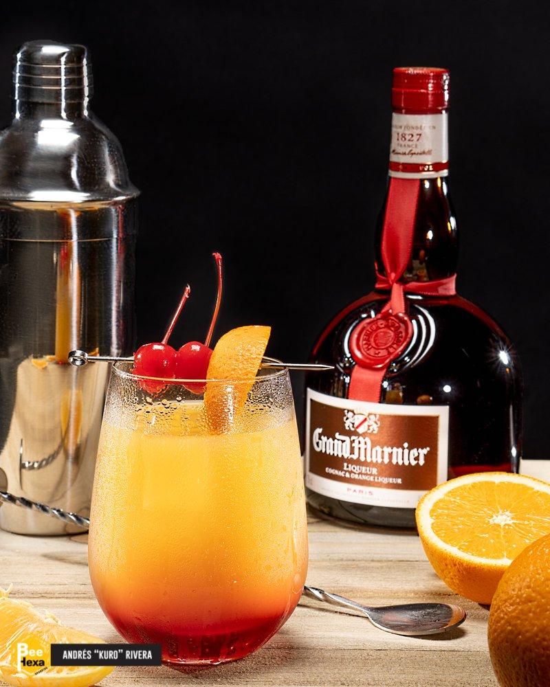 Bar Cocktails Photography