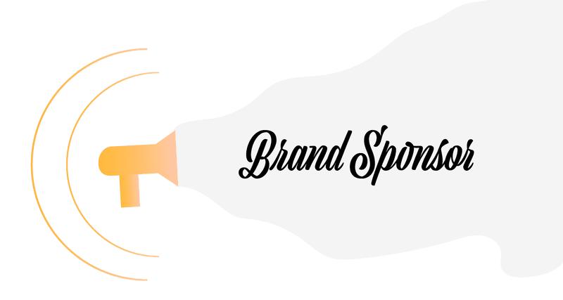 Gym Website Brand Sponsor