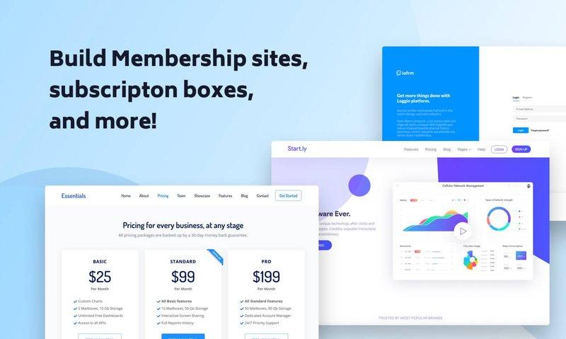 Memberstack Membership Websites