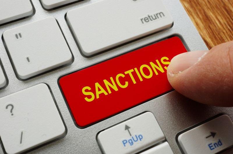 sanctions SEO
