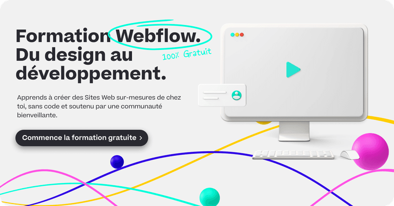 Webflow Opleiding