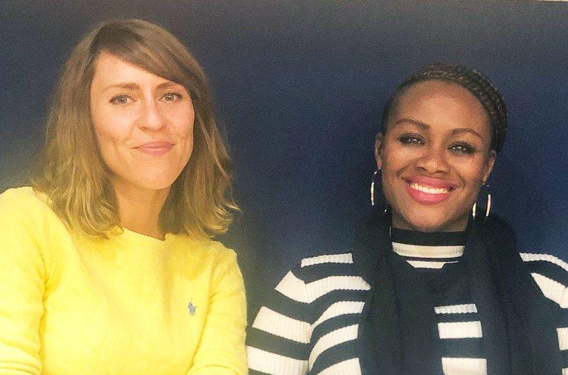 Dominika Samborska and Onyi Nwaneri, Radial Path and Afrika Tikkun