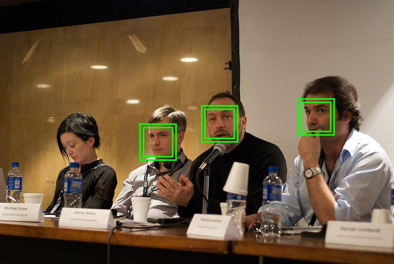 Facial recognition telco