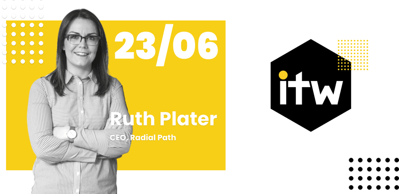Book a meeting with Ruth at ITW