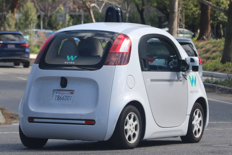 tech giant Google releases Waymo data
