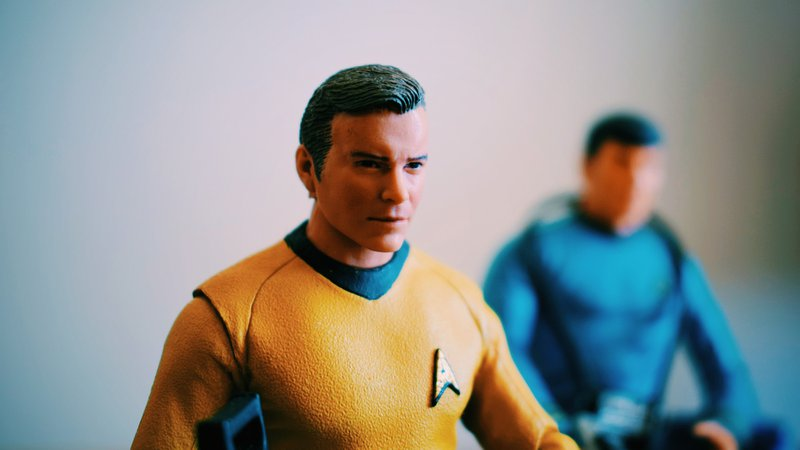 """""""The prejudices people feel about each other disappear when they get to know each other."""" ~ Captain James T. Kirk"""