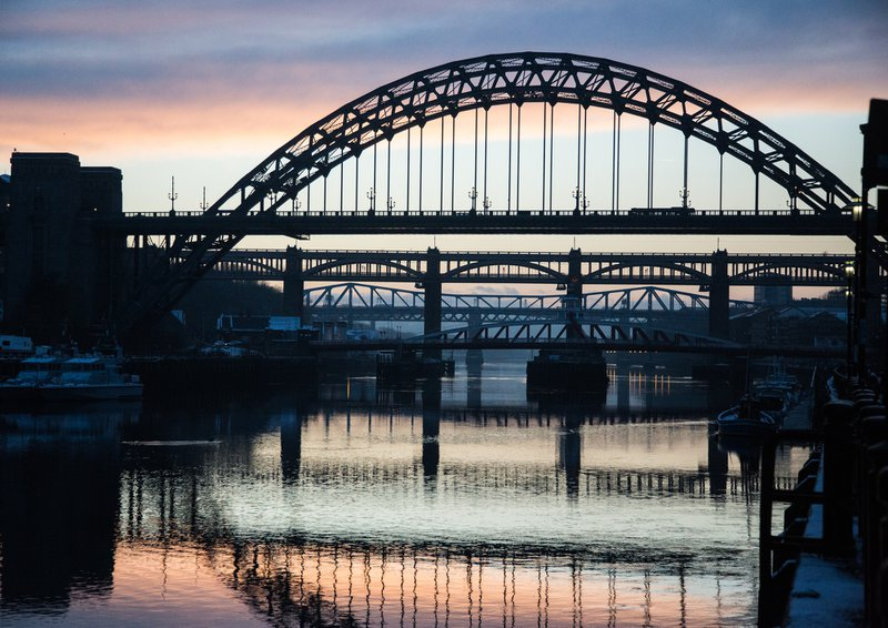 Autumn on The Tyne - FinTech North Cluster