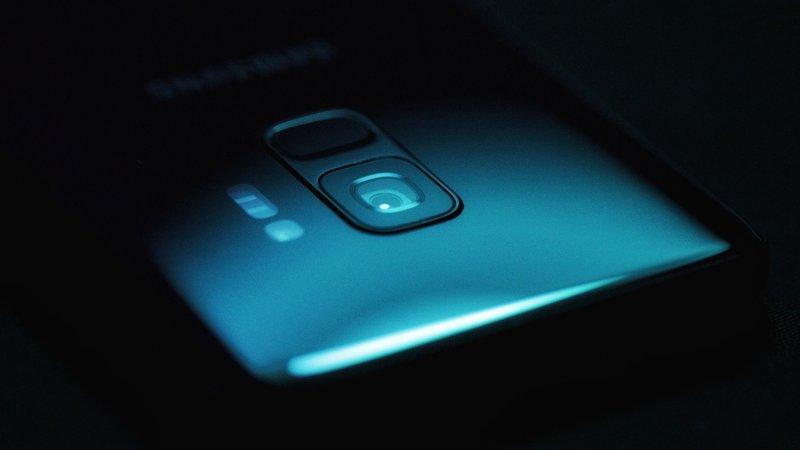 tech giant - Samsung Galaxy S9