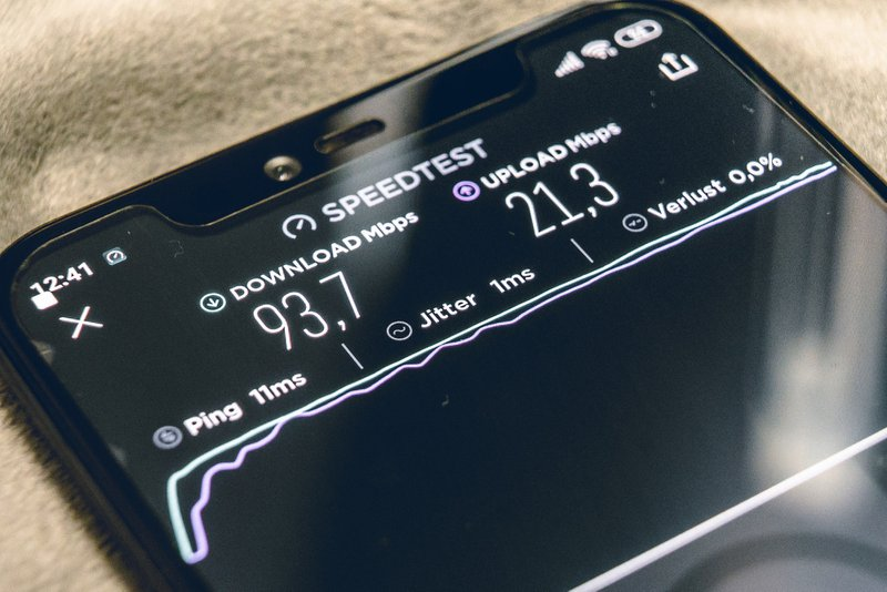 Is 5G tech there?