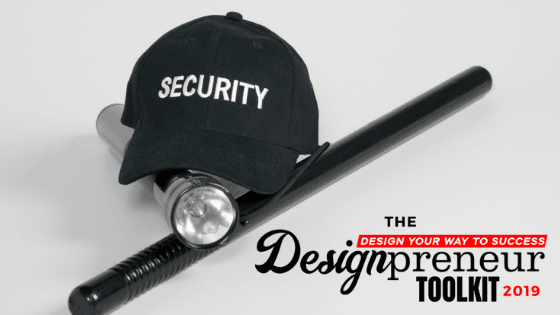 Security - Designpreneurs Toolkit 2019