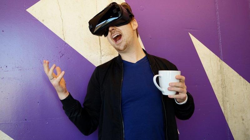 VR in de klas