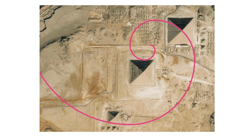 piramide gulden spiraal