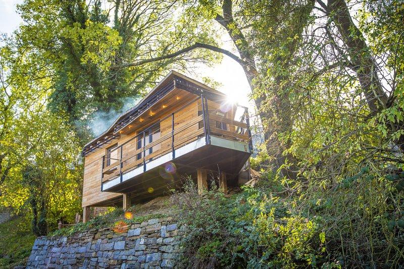 vakantie in eigen land - Ardennes-étape
