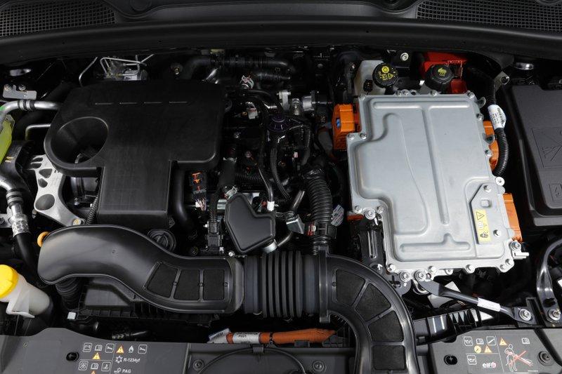 Motorisation full hybrid