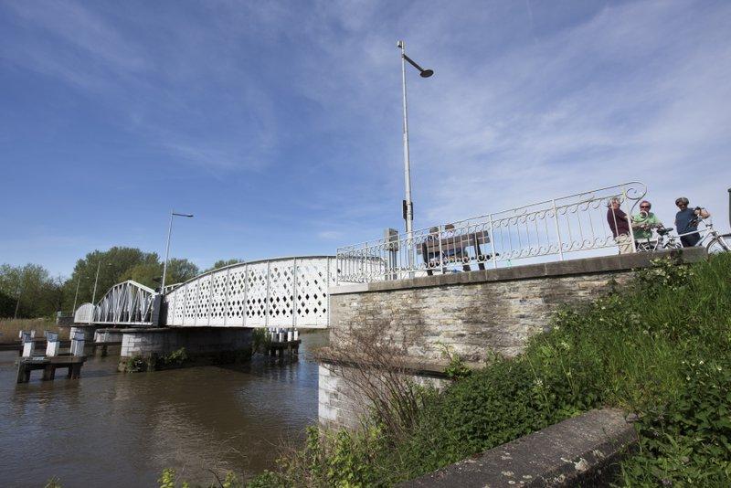Le pont Mira