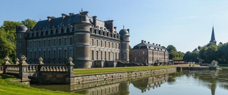 Wallonie Château de Beloeil Hainaut