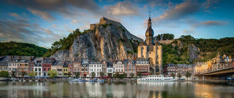 Wallonie Dinant et sa citadelle