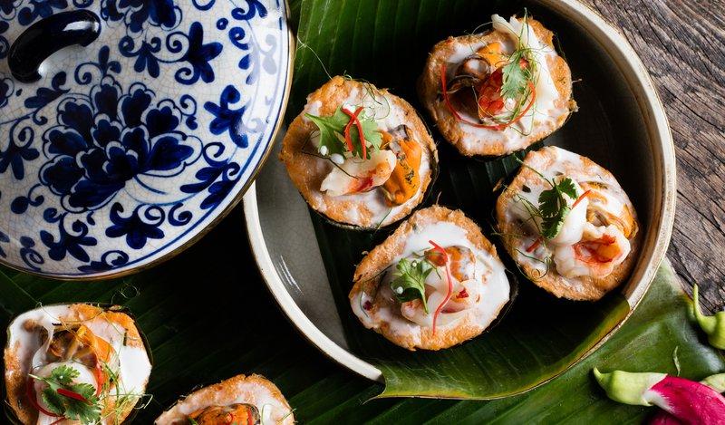 Thailand staat voor een heerlijke keuken