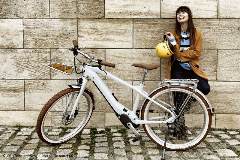 type de vélo électrique