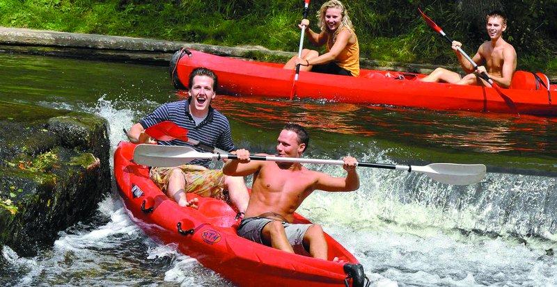 Condroz-Anseremme-kayaks