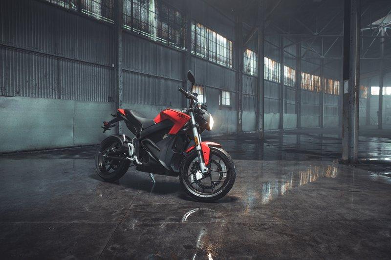 Zero S elektrische motorfiets
