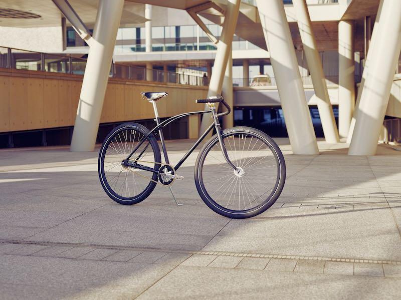 Les vélos Achielle ont un design rétro