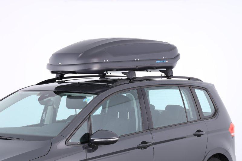 Coffres de toit: une large gamme de prix mais de bons rapports qualité prix, autour des 300€