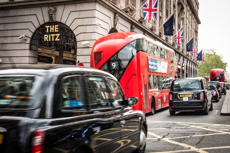 taxe urbaine Londres