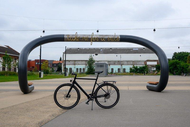 vélo BZEN Milano à Leuven