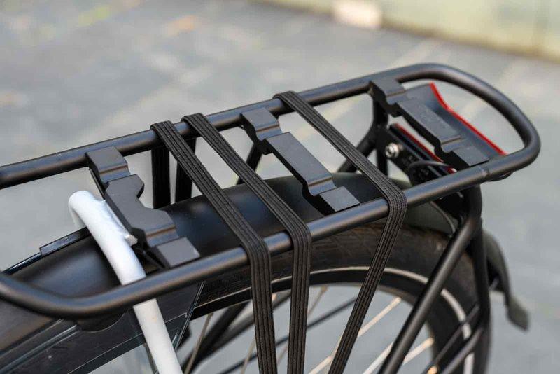 Ebike Batavus Finez E-go Power: porte-bagage