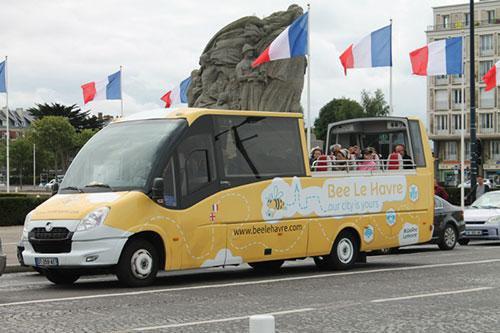 Le Havre Bee City Tour