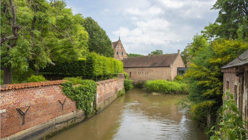 Leuven Groot Begijhof
