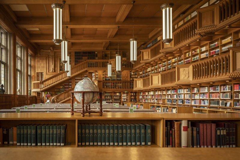 Leuven universiteitsbibliotheek