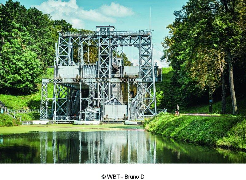 Wallonie-Ascenseurs à bateaux